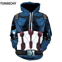 TUNSECHY Alliance 3 Männer Hoodies Fashion Männer 3D Digitaldruck Hoodies Casual Sweatshirt Größe S-XXXL