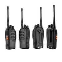 Walkie Talkie 5W USB-Ladestation TransceiverRadio Communicator USB-Ladestation Walkie-Talkie High Fidelity Sound 2 Stk