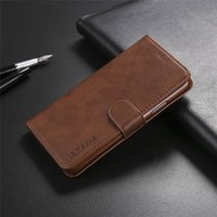 Leather P30lite Magnetic Flip Case for Huawei P30 P20 Mate 2...