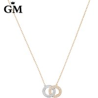 GM Haute Qualité Original Copie 1: 1SWA Double Collier Logo Fabricants Direct Livraison Gratuite
