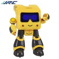 YDj-K17 Intelligent RC Roboter-Spielzeug, Programmierung Aktion, Geld-Box, Storage Management, Touch-Sensing, singen, tanzen Sagen Story, Kid Geburtstags-Geschenk