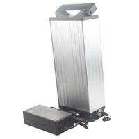 Tragbare und leistungsstarke 48V 20AH hochwertige elektrische Fahrradrahmenbatterie für 300W bis 1500W Gleichstrommotoren mit Ladegerät
