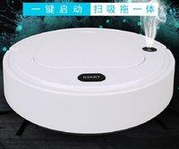 2,020 핫 세일 지능형 청소 로봇 전자동 연소, 가정용 살균제 모바일 가습기를 추가 분무 깎고