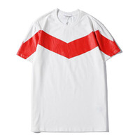 Mens Designer-T-Shirts Fashion Street Marke Männer Frauen Cotton Designer Shirt Bequem Brief Print Kurzarm T-Shirt Tops