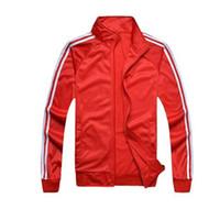 أزياء العلامة التجارية M-3XL تناسب الرجال / النساء الرياضة تراكسويت عارضة الزي بدلة رياضية أزياء العلامة التجارية سترة وسروال