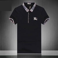 2020 nagelneue High Street Fashion polos Luxus-Designer-Herren lässige Männer Polo Stickerei Biene Schlange Polo-T-Shirts