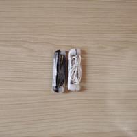 سماعات سماعات مع مايكروفون لسامسونج غالاكسي S7 S6 S4 S4 J5 N7100 Huawei Headphones In-Ear PVC الهاتف المحمول يدوي ميكروفون لا حزمة