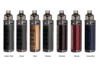 US Warehouse VOOPOO DRART X VAPE POD KITS E Cigarrillos 80W 18650 Batería MOD 4.5ml Tanque Innovador 100% original