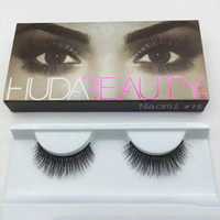 2017 Newest HB False Eyelashes Thick Natural Fake Eye Lashes...