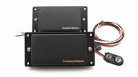 Ny aktiv pickup elektrisk gitarr SD humbucker pickups med 25k potentiometer montering tillbehör