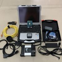 Strumento diagnostico per BMW ICOM Next 5054A Software Bluetooth OKi 2in1 HDD con laptop CF 30 Scanner per computer touch screen Pronto per UE