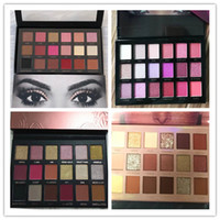 IN Stock!Makeup Brand Beauty 18Colors Eyeshadow Palette Rose...