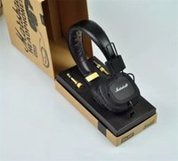 Marshall Headphones Marshall Major Headphones With Mic Deep ...