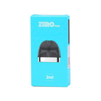 100% Original Zero Pod 2ml Cartridges 2pcs pack Main PCTG Ma...