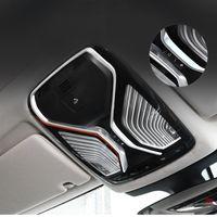 Car Styling ABS, Toit lecture Lampe Cadre Autocollants Couverture pour BMW 3 Version 5 Série X3 G01 G20 G30 G38 6GT