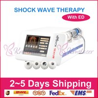 Physical shock Wave Therapy Machine for back pain relief tre...
