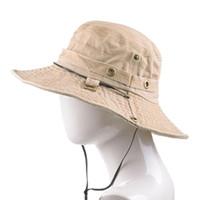 Nouvelle version 2020 Sun Hat Seau Cargo Safari été pêche Chapeau pour Hommes Femmes de haute qualité et durable