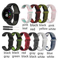 Cinturino di ricambio in silicone cinturino cinturino per Garmin Forerunner 230 235 220 620 630 735 con accessori Smart Band Accessori
