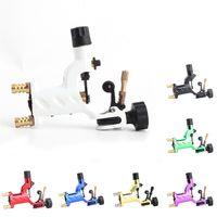 Rotary Tattoo Machine Shader & Liner 7 Colors Assorted Tatoo Motor Gun Kits Supply For Tattoo Artists RRA1200