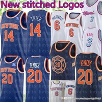 ef5c496c7 Page 1 of 0. New Arrival Trier Jersey. New Arrival. New York Allonzo 14  Trier Knicks ...