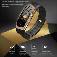 TFT Color Screen Smart Wristbands Sports Bluetooth SmartBand...