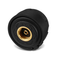 ZEEPIN TY14 Система контроля давления в шинах автомобиля TPMS с 4 внешними датчиками