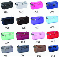 Multicolor makeup bag fashion hot sale women cosmetic bags P...