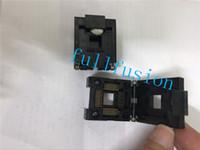 Pitch Soket Yanık 653mil PC1-044050 PLCC44 CCF IC Testi Soket PLCC44P 1.27mm