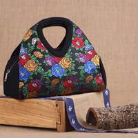 Summer Fashion lady messenger Bag canvas Handbags Shoulder B...
