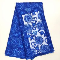 African Lace Fabric High Quality Nigerian Lace Fabrics Tissu...