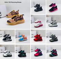 Новый стиль детей 72O беговые туфли детская обувь детская обувь 72C спортивные спортивные кроссовки для мальчики малыша мальчик бег мульти цветов размером 28-35