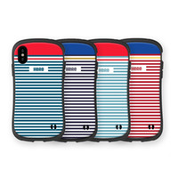 Striped Phone Case For iphone XS Max XR X 7 8 Plus 6 6s Plus...