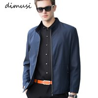 DIMUSI Spring Bomber Men Jackets Homme Streetwear Hip Hop Slim Fit Pilot Manteaux Casual Homme Slim Fit Outwear Vêtements coupe-vent