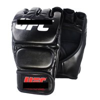 Suotf الأسود القتال mma الملاكمة الرياضية قفازات جلدية النمر الملاكمة التايلاندية قتال مربع mma قفازات الملاكمة ساندا الملاكمة قفاز منصات mma t191226