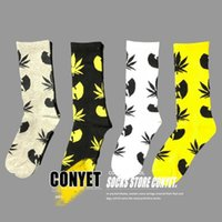 19SS Popular logo socks American street Korean version of ha...