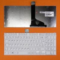 لتوشيبا L850 محمول تخطيط لوحة المفاتيح القياسية الأبيض
