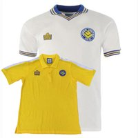 Retro classic 1976 1977 1978 Leeds United soccer jerseys Lee...