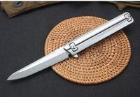 2020 интендант шаровой подшипник карманный складной нож 8Cr13Mov лезвие все стальная ручка самообороны тактический выживание EDC инструмент подарочные ножи