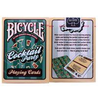 Cartes de vélos Cocktail de jouer Drink Recipes Poker Taille USPCC Limited Edition deck de Magic Jeux de cartes Magic Tricks Props