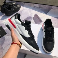 Le designer de mode casual hommes en cuir haut la main GICY et femmes personnalité chaussures couple léger chaussures casual respirant taille 38-45