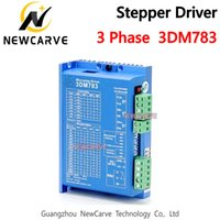 3DM783 스테퍼 모터 드라이버 3 상 57mm 86mm 모터 24-70VDC 5.9A NEWCARVE 들어