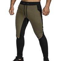 Erkek Pantolon Vicabo Joggers Erkekler Pantolon Giyim Koşu Spor Erkek Eşofman Spor Rahat