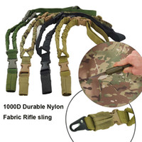 1000D Nylon Tactical rifle gun sling Waterproof and Durable ...
