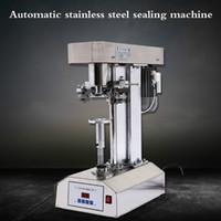 garrafas 220V 110V Can Capping máquina pode Seamer PET cerveja Sealer automática Enlatado Plastic Seamer flandres Can Selagem