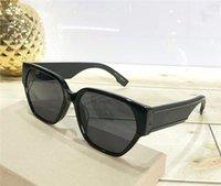 Los hombres de lujo de la marca de fábrica Gafas de sol de moda al aire libre del marco Gafas de sol mujeres de calidad superior plaza de época moderna diseño vanguardista ID1