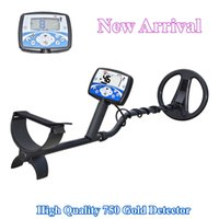 New Arrival 705 Gold Pack metal detector with one coil and p...