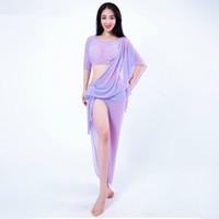 Bellydance oryantal doğu Asya çöl salıncaklar elbise Oryantal dans dans kostümleri elbise sutyen kemer etek elbise seti takım 3525