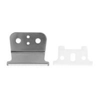 Ostrze Cutter Wymiana Fryzjer Fryzjer Ceramiczny Nożyce Elektryczne Odporne na ciepło Profesjonalne akcesoria do trymera do włosów dla Andis