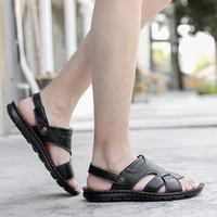 sandalias segurança heren couro vietnam couro sandália v sapatos ritable hombre verano sandálias-men zandalias clássicos 2,020 sandale de