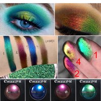 LOVE BETY Discoloration Dragon Lidschatten Pallete Diamond Bright Bright High Light Lidschatten Make Up Glitter Lidschatten